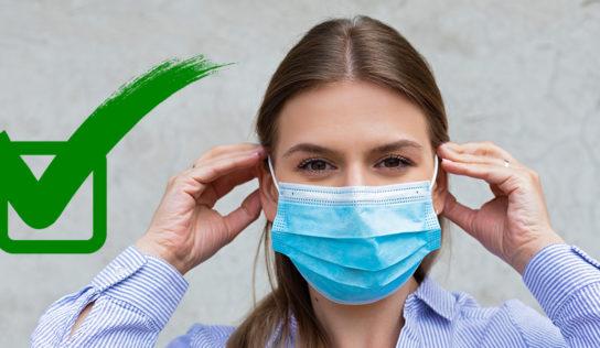 ¿Por qué todos deberíamos usar máscarillas quirúrgicas o FFP2?