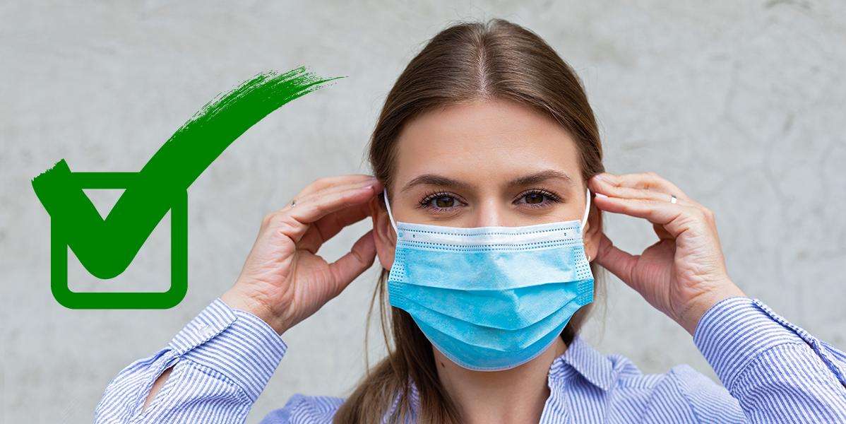 Por qué todos deberíamos usar máscaras faciales