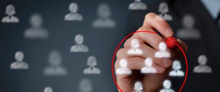 4. Con el Marketing Digital, puedes dirigirte a tu público ideal
