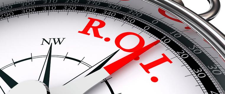 Obtienes un impresionante Retorno de tu Inversión (ROI)