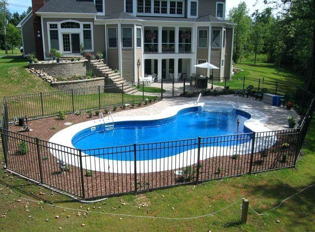 Cerramientos de seguridad para piscinas