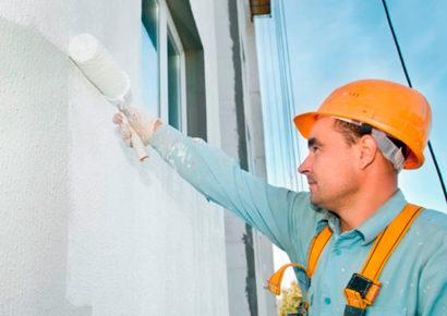 Consejos para pintar una fachada perfectamente