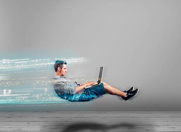 Cómo tener la máxima velocidad posible en tu conexión Internet