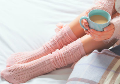 DALKON: consejos para utilizar calcetines y evitar los pies fríos en invierno