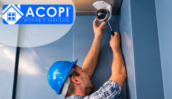CERRAJERO ACOPI: La importancia del papel de las cámaras de seguridad para los negocios