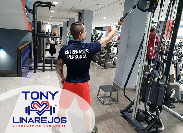 Tony Linarejos: Porque es importante tener un entrenador personal